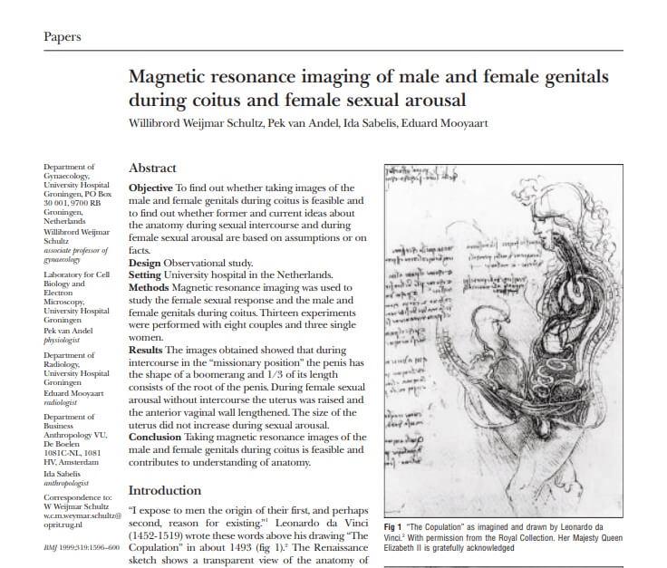 המאמר הנצפה ביותר בהיסטוריה של הBritish Medical Journal