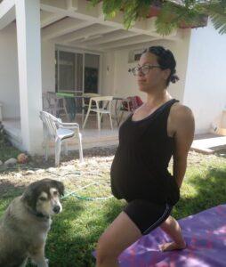 פעילות גופנית בהריון מחזקת את רצפת האגן